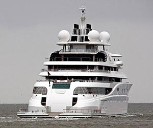 Topaz Superyacht