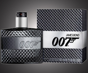 James Bond fragrance for Men