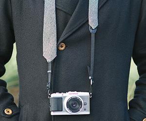 Camera Strap Tie