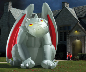 15 Foot Inflatable Gargoyle