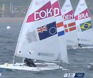 Irish Olympic Sailing Commentary