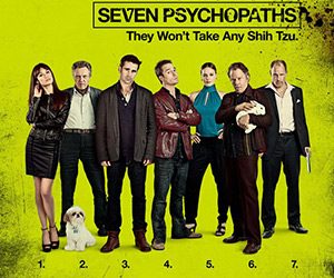 Seven Psychopaths : Trailer