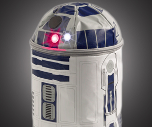 R2D2 Lunch Bag with Lights & Sound
