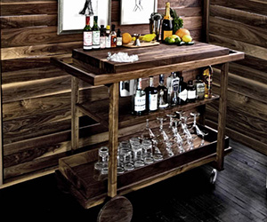 Bar Cart No. One