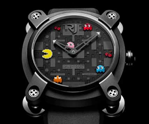 PAC-MAN Watch by RJ-Romain Jerom