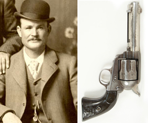 Butch Cassidy's Gun Sells For $175,000