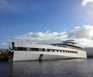 Steve Jobs Superyacht: Venus