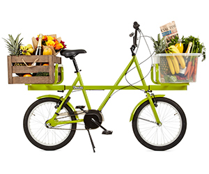 Donky Bike: Urban Utility Vehicle