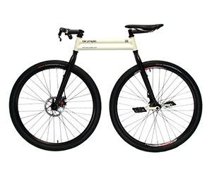 The Bicymple with Swing Riding