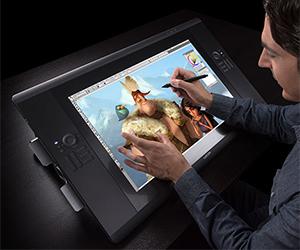 Cintiq 24HD Touch