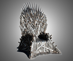 Game of Thrones Replica Throne