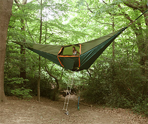 Tentsile Suspended Tents