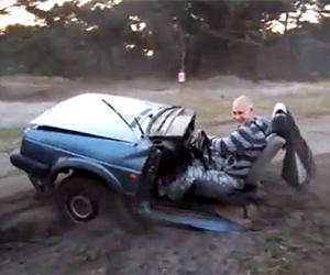 Two Wheel Car : Super Fun