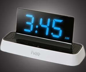 Ivee Voice Controlled Alarm Clock