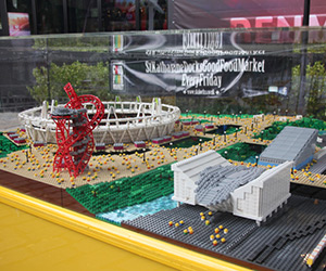 LEGO Olympic Stadium : London 2012