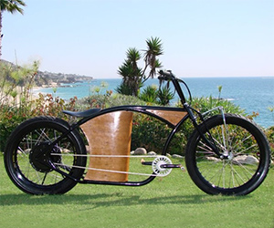 Marrs M-1 Electric Bike, Like a Harley
