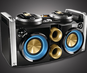 Philips DJ Mini System