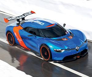 Renault Concept Car : Alpine A110-50