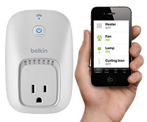 Belkin WeMo Wi-Fi Switch