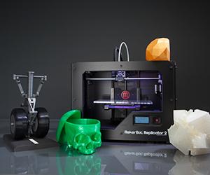 MakerBot Replicator 2: 3D Printer