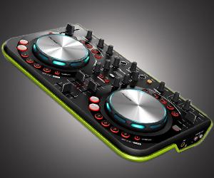 Pioneer Compact DJ Controller