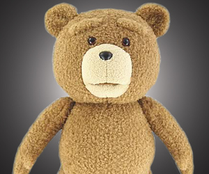 Ted Movie : Talking Teddy Bear