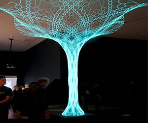 SonUmbra Solar Powered Trees