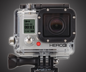 GoPro Hero3 Cameras: 4k Video, Wi-Fi