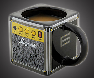 Amp Mug – Mugrock